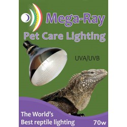 Mega-Ray - 70w (Reptile UV)