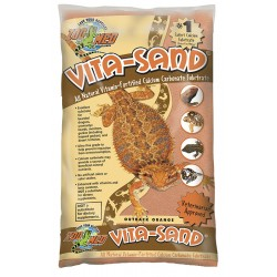 Vita Sand - Outback Orange - 10 lb (Zoo Med)