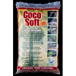 Coco Soft - Fine Chips - 10 qt (CaribSea)
