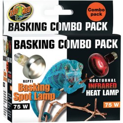 Basking Combo Pack - 75w (Zoo Med)