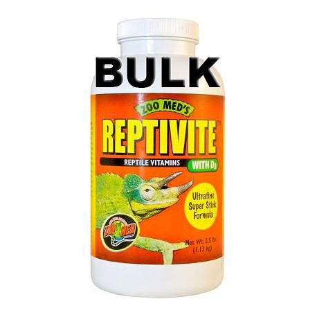 ReptiVite w/ D3 - 5 lb (Zoo Med)