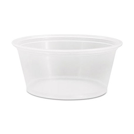 Translucent Portion Cups - 3.25 oz