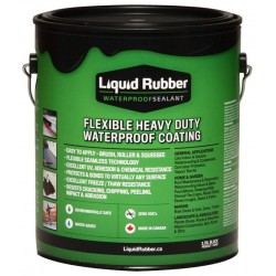 Waterproof Sealant - 1 gal (Liquid Rubber)