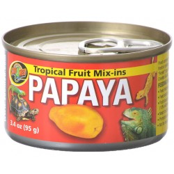 Papaya - Tropical Fruit Mix-Ins (Zoo Med)