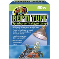 Repti Tuff Halogen Lamp - 50w (Zoo Med)