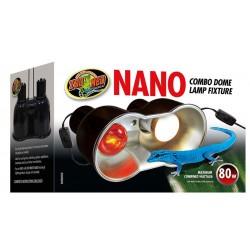 Nano Combo Dome Lamp Fixture (Zoo Med)