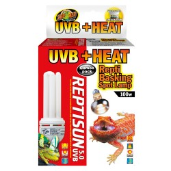 Heat + UVB Combo Pack (Zoo Med)