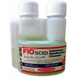 F10SCXD Veterinary Cleaner-Sanitizer - 3.4oz (100ml)