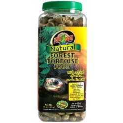 Forest Tortoise Food - 15 oz (Zoo Med)