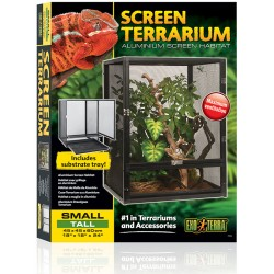 Screen Terrarium - Small / Tall (Exo Terra)
