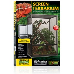 Screen Terrarium - Medium / X-Tall (Exo Terra)