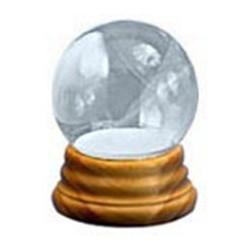 Glass Globe - LG