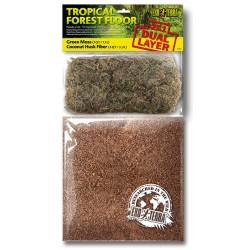 Tropical Forest Floor - 1 qt / 3 qt (Exo Terra)