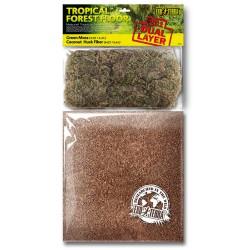 Tropical Forest Floor - 2 qt / 6 qt (Exo Terra)