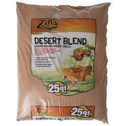 Ground English Walnut Shells - 25 qt (Zilla)