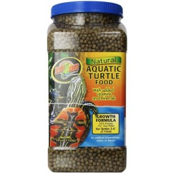 Aquatic Turtle Food - Growth - 54 oz (Zoo Med)