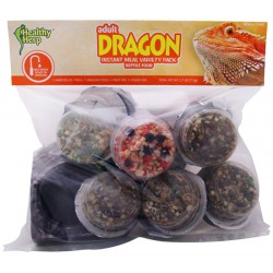 Dragon Food - Adult - Instant Meal - Variety Pack (Healthy Herp)