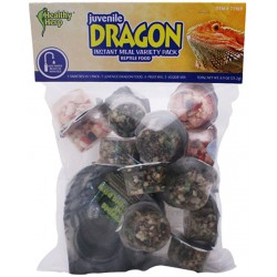 Dragon Food - Juvenile - Instant Meal - Variety Pack (Healthy Herp)