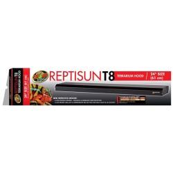 "ReptiSun Terrarium Hood T8 - 24"" (Zoo Med)"