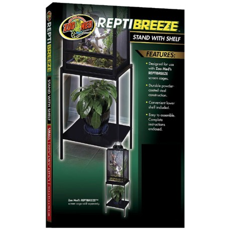 Wholesale Zoo Med Reptibreeze Stand W Shelf