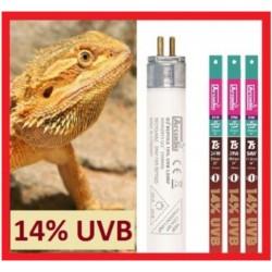 """14% UVB T5 Bulb - 34"""" (Arcadia)"""