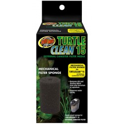 Turtle Clean 15 - Mechanical Filter Sponge (Zoo Med)