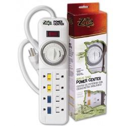Analog Timer Power Center (Zilla)