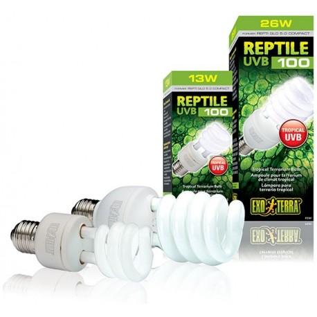 Reptile UVB 100 - 13w (Exo Terra)