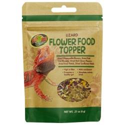Flower Food Topper - Lizard - .21 oz (Zoo Med)