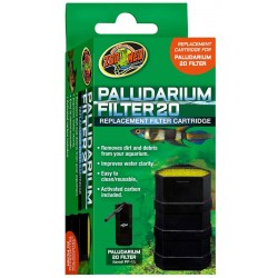 Paludarium Filter 20 - Replacement Cartridge (Zoo Med)