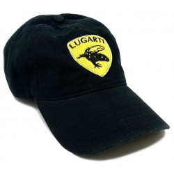 Lugarti Hat - Croc Monitor - Black (Dad)