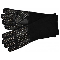 Reptile Handling Gloves - Studded (RSC)