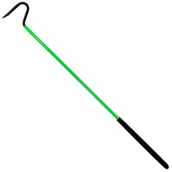 "Snake Hook - Ultralight - Toxic Green - 18"" (Lugarti)"