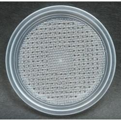 "4.5"" Deli Cup Lids - Wire Screen Waffle (Pro-Kal)"