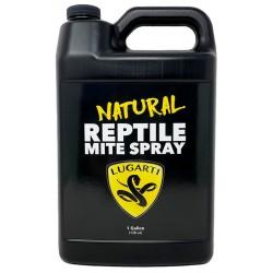 Natural Reptile Mite Spray - 1 Gal (Lugarti)