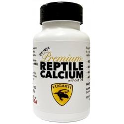 Ultra Premium Reptile Calcium - without D3 (Lugarti)