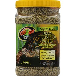 Box Turtle Food - 40 oz (Zoo Med)