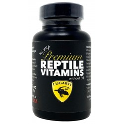 Ultra Premium Reptile Vitamins - without D3 (Lugarti)