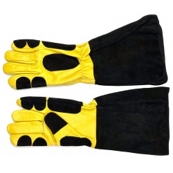 Professional Reptile Handling Gloves (Lugarti)