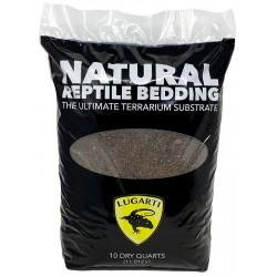 Natural Reptile Bedding - 10 qts (Lugarti)