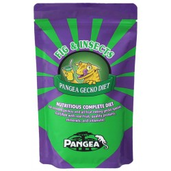 Pangea Gecko Diet - Fig & Insects (64 oz)