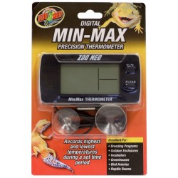 Digital MIN-MAX Precision Thermometer (Zoo Med)