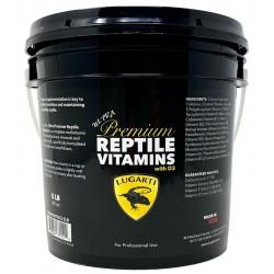 Ultra Premium Reptile Vitamins - with D3 - BULK (Lugarti)