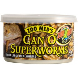 Can O' Superworms (Zoo Med)