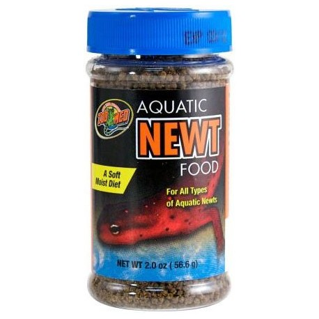 Aquatic Newt Food - 2 oz (Zoo Med)