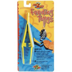 Feeding Tongs - Plastic (Zoo Med)