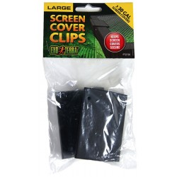 ET Screen Cover Clips - LG (Exo Terra)