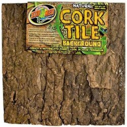Cork Tile Background - 12 x 12 (Zoo Med)
