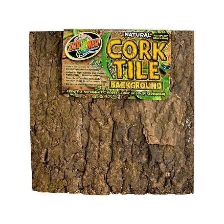 Cork Tile Background - 12 x 12 (Zoo Med)
