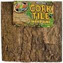 """Cork Tile Background - 12"""" x 12"""" (Zoo Med)"""